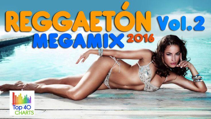 REGGAETON 2016 - VOL.2 MEGAMIX HD: J Balvin, Justin Bieber, Daddy Yankee, Nicky Jam, Maluma, Farruko - YouTube
