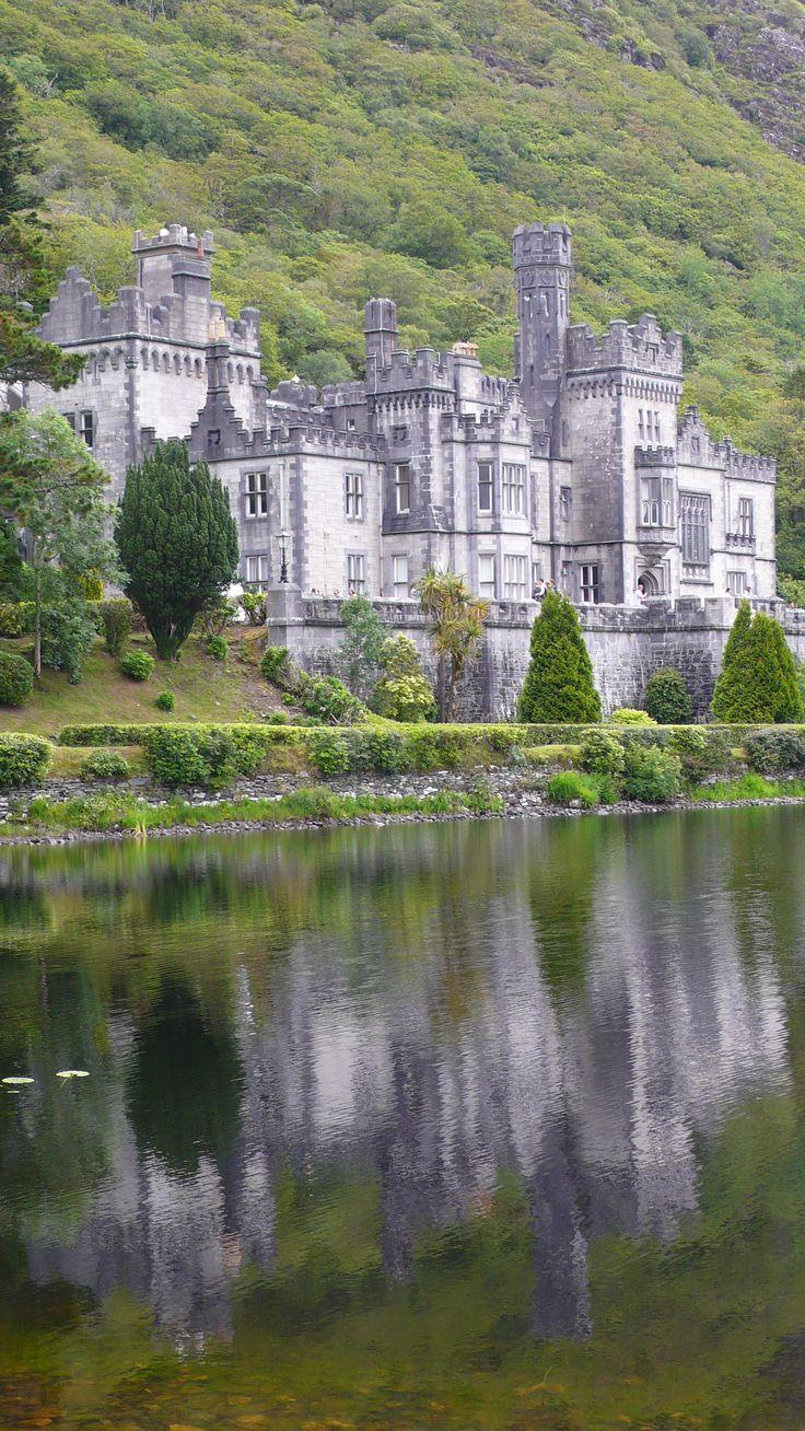 Kylemore Abbey Irlanda