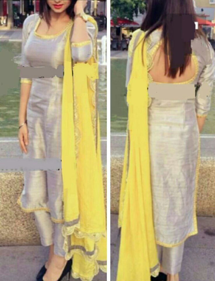 email sajsacouture@gmail.com to get this neon yellow and silver gray suit!