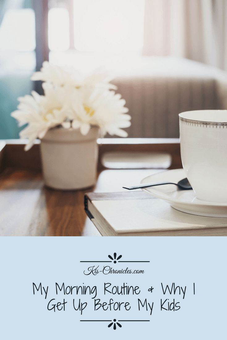 My Morning Routine For A Successful Day! – Ki's Chronicles