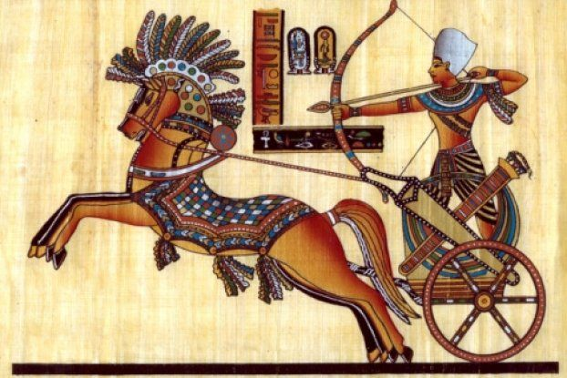 Aside from the great pyramids of Giza, what other cool stuff did the ancient Egyptians invent?