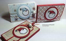 Heute gibt es für euch Adventskalender to go, oder Miniadventskalender. Das sind kleine Kalender mit Smarties oder Pullmoll, die in einem Bl...
