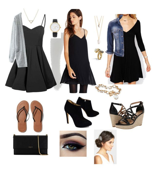 """""""Untitled #8"""" by siddle1230 on Polyvore featuring BCBGeneration, Glamorous, Abercrombie & Fitch, With Love From CA, Kate Spade, Giuseppe Zanotti, John Hardy, Banana Republic, Palm Beach Jewelry and Ardell"""
