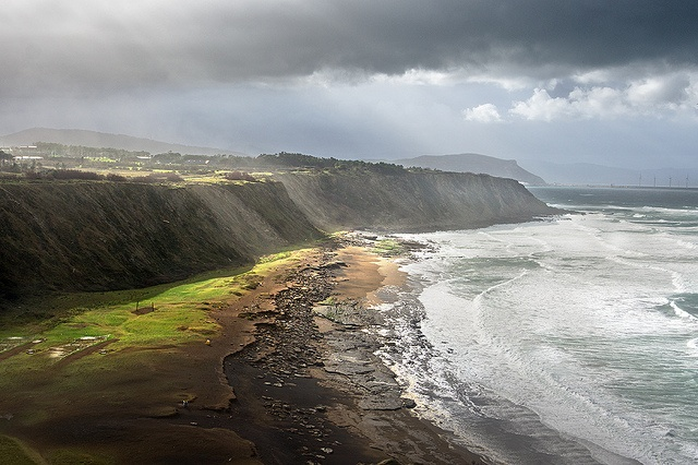 Playa de Azkorri, en Getxo | Flickr: Intercambio de fotos