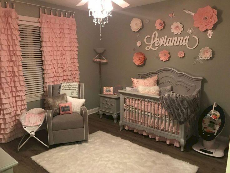 50 süße Baby Kinderzimmer Ideen für Ihre kleinen Prinzen – Mellie first bedroom