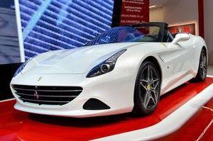 Ferrari California Harman Geneva Motor Show 2014