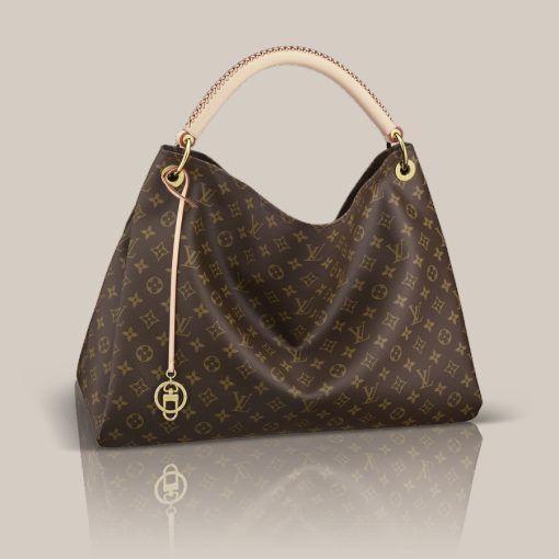 LOUISVUITTON.COM - Artsy MM Monogram Canvas Handbags
