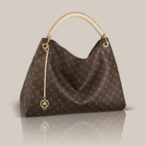 LOUISVUITTON.COM - Artsy MM Monogram Canvas Handbags