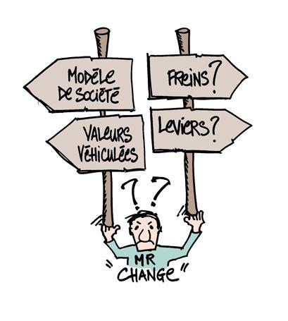 Quels freins et quels leviers pour le changement de comportement ?