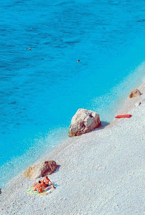 Chalikiada beach, Agistri, Greece