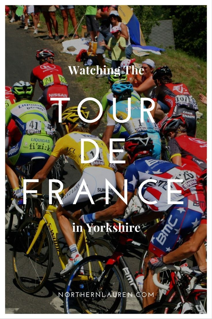 My Experience Watching The Tour De France (aka Tour De Yorkshire) Way  Back In