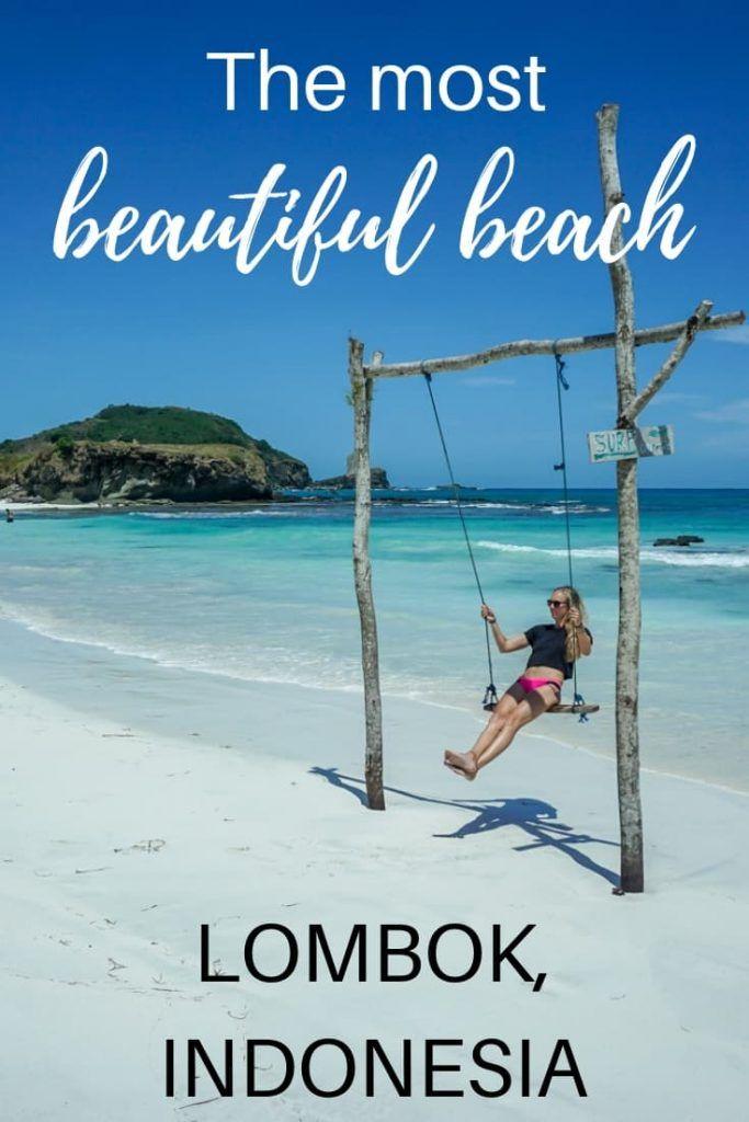 Tanjung Aan Beach The Best Beach In Lombok Lombok Best Beaches