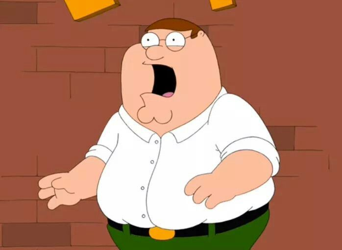 Peter Griffin | Family Guy | Usmc humor, Marines funny ...