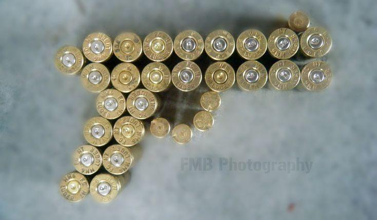 #Gun #Ammo #Art