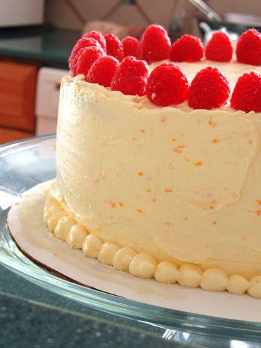 Paula Deens Fresh Tangerine Cake Recipe