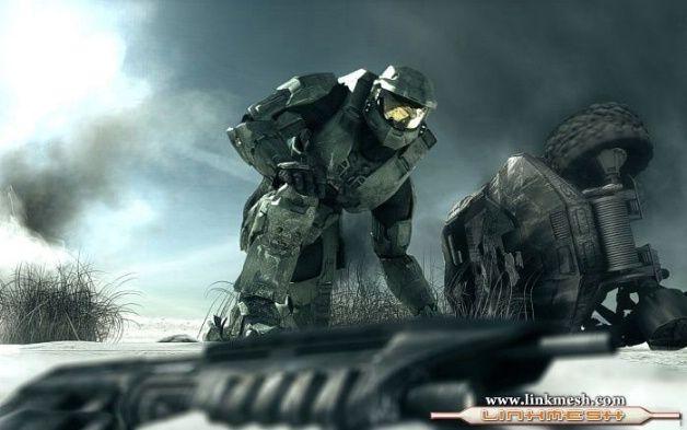 Imagenes geniales del juego Halo para tu fondo de pantalla!