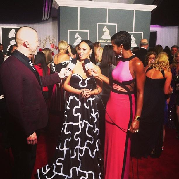 Elle Varner #GRAMMYs: Varner Grammys, Varner Grammi, Elle Varner