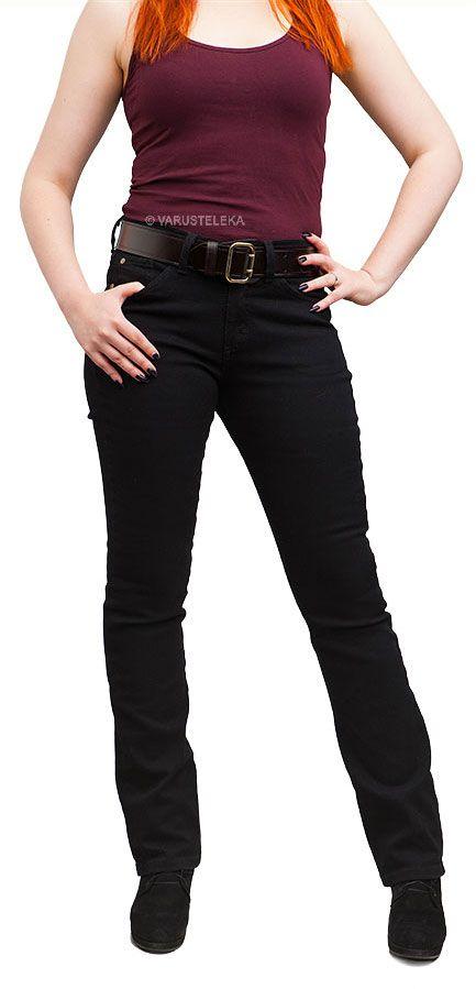 Särmä Classic hamekansan farkut, mustat