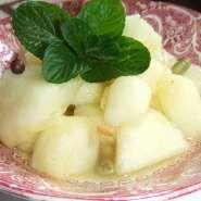 Ensalada de melón al estilo marroquí