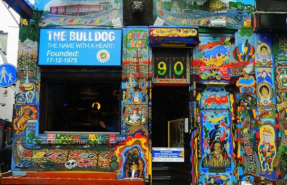 Bulldog Coffeeshop