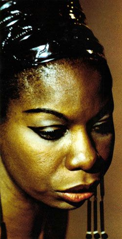 Nina Simone- I know she is far from '#unsung' but my god what a woman x