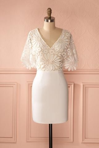 Robes ♥ Dresses - white-products
