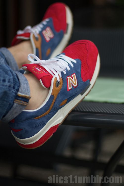 New Balance 1600 #sneakers #New #Balance...like em