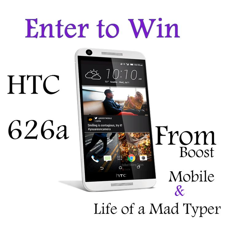 Boost mobile giveaway