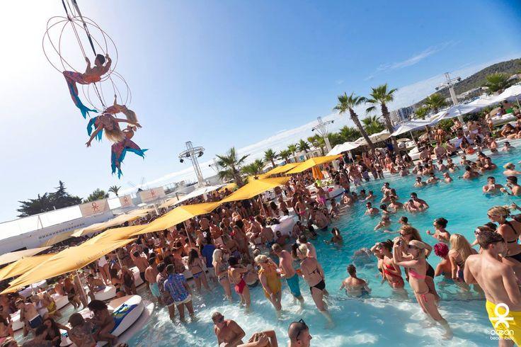 Ocean Beach Ibiza 2013