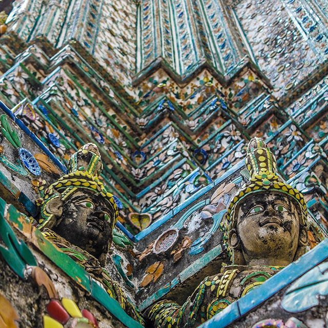 Bangkok, Thailand A visit to Thailand will not be complete if you do not visit…