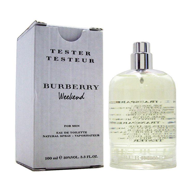 Burberry Weekend Men's 3.4-ounce Eau de Toilette Spray