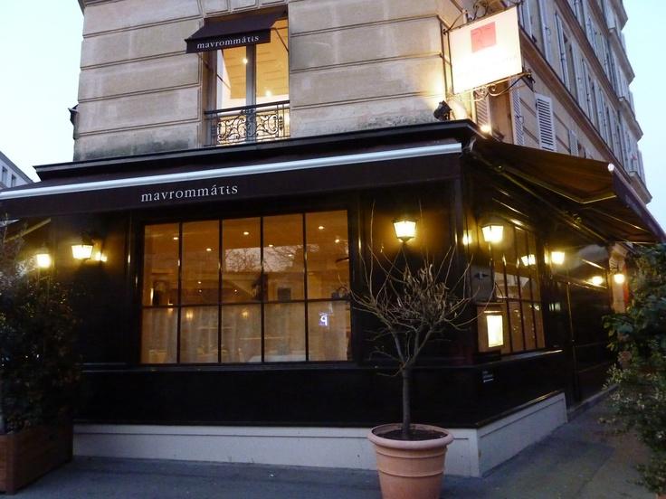 Mavromatis - Paris Insights The Restaurant Reviews