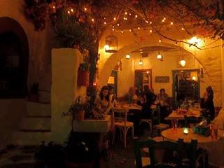 Nightlife in Ios island
