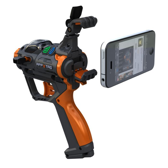 LaserTag for iPhone, iPod or Android: Real World First Person Shooter Gaming! Updated Multiplayer Apps. All New Bluetooth Electronics. Simply add your iPhone to create an awesome Laser Tag game