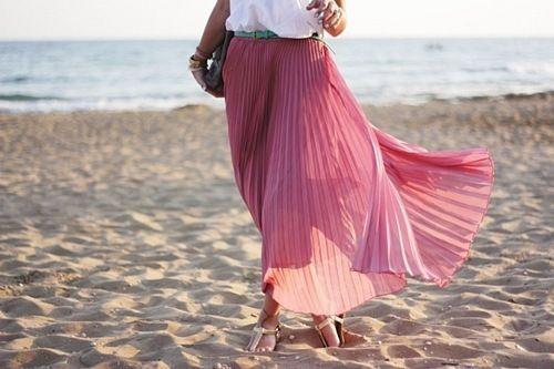 maxi skirt: Fashion, Style, Long Skirts, Maxis, Diy Maxi Skirt, Beach, Maxi Skirts