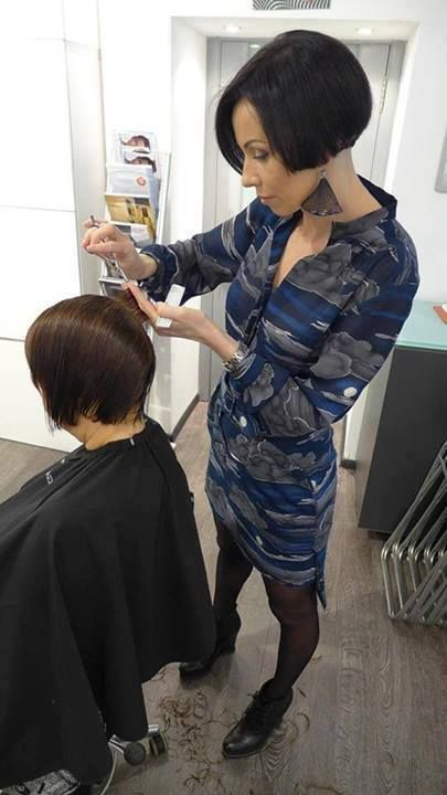 The stylist 39 s bob is fantastic her client should hope for for A p beauty salon vancouver wa