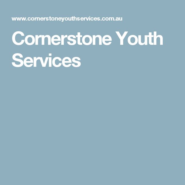 Cornerstone Youth Services