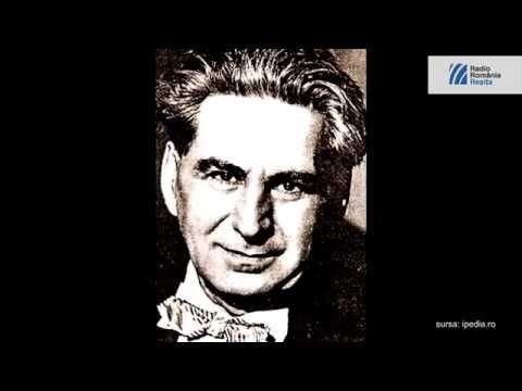 George Călinescu - personalitate enciclopedică a culturii și literaturii...