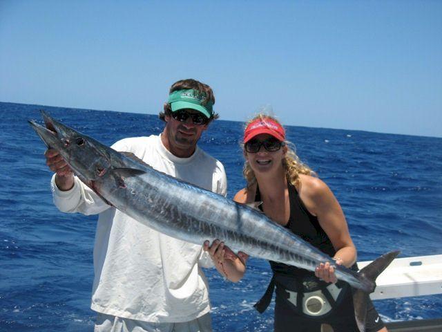 Charter fishing key west fl for Key west deep sea fishing charters
