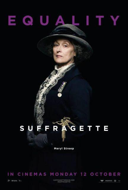 Meryl Streep - Suffragette