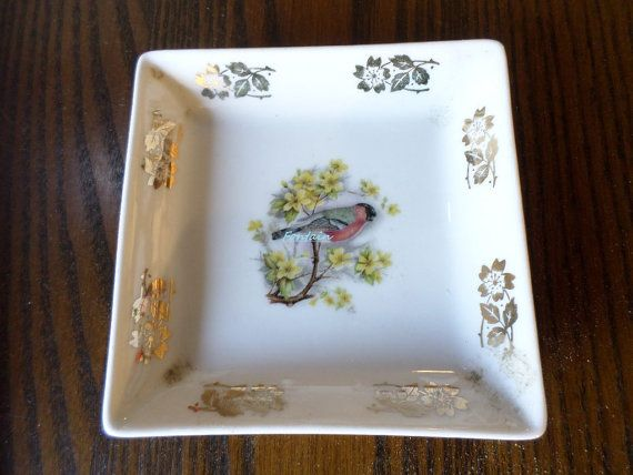 Limoges France Trinket Tray by CreuseCurios on Etsy, €12.00