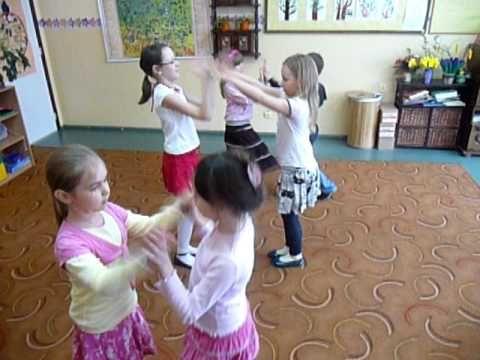 """""""Oh, Zuzana"""" - country tanec"""