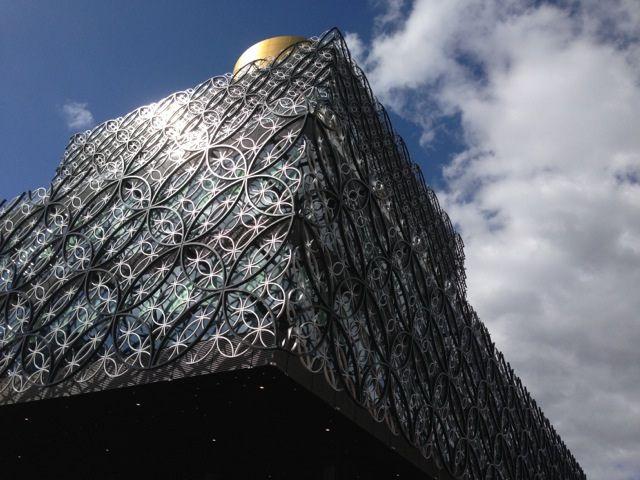 Birmingham, UK - new library
