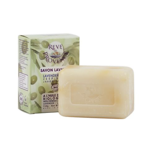 Sapun Bio cu ulei de masline şi lavanda Reve de Provence   http://www.vreau-bio.ro/sapunuri-solide/88-sapun-bio-cu-ulei-de-masline-si-lavanda-reve-de-provence.html