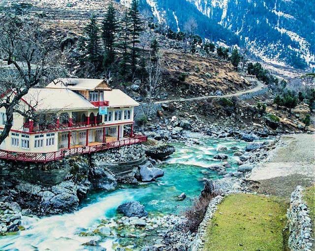 Kalam Valley Pakistan