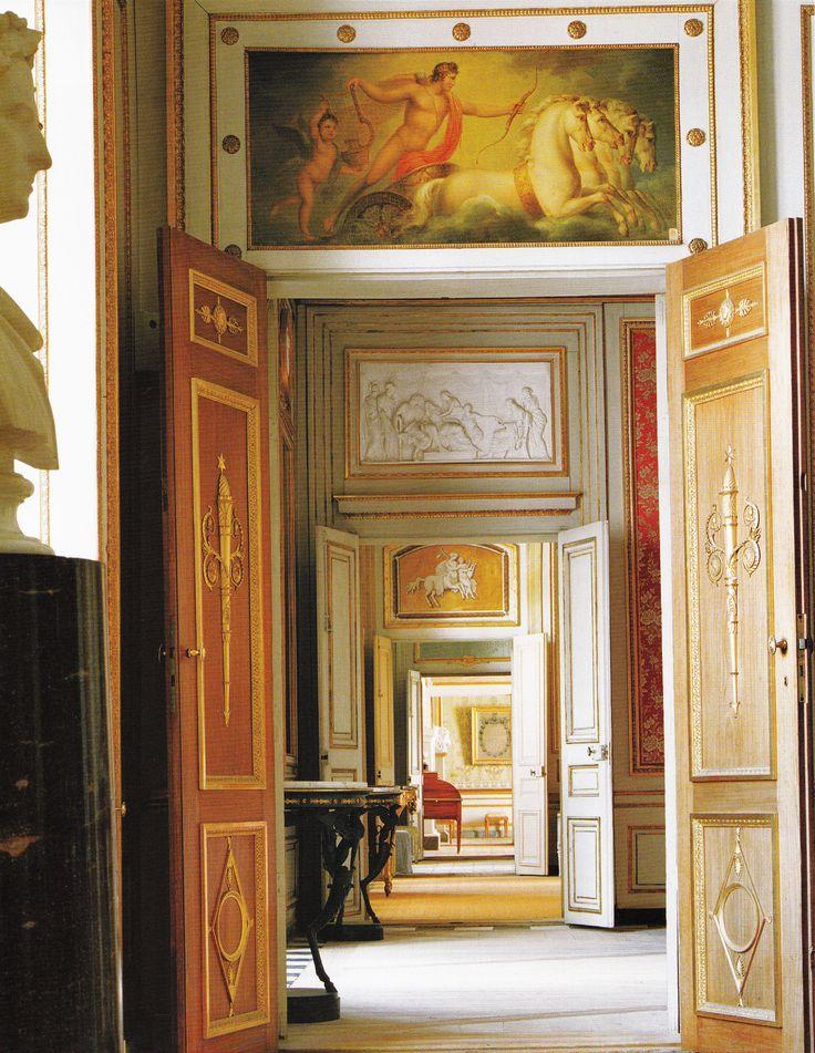 14 Best Interior Designers In Virginia: 14 Best Images About 19th C. Swedish Interiors Empire
