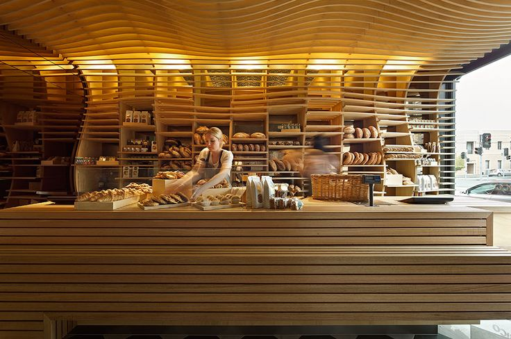 More Baker D. Chirico by Fabio Ongarato. This is the interior of the bakery. So rad...Chirico, Brand Identity, Shops Interiors, Bakeries, Artisan Breads, Interiors Design, Architecture, Bakers, Spaces Design