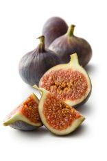 Fruit: Fig stock photo