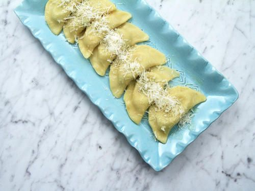 Fylld pasta - se & gör