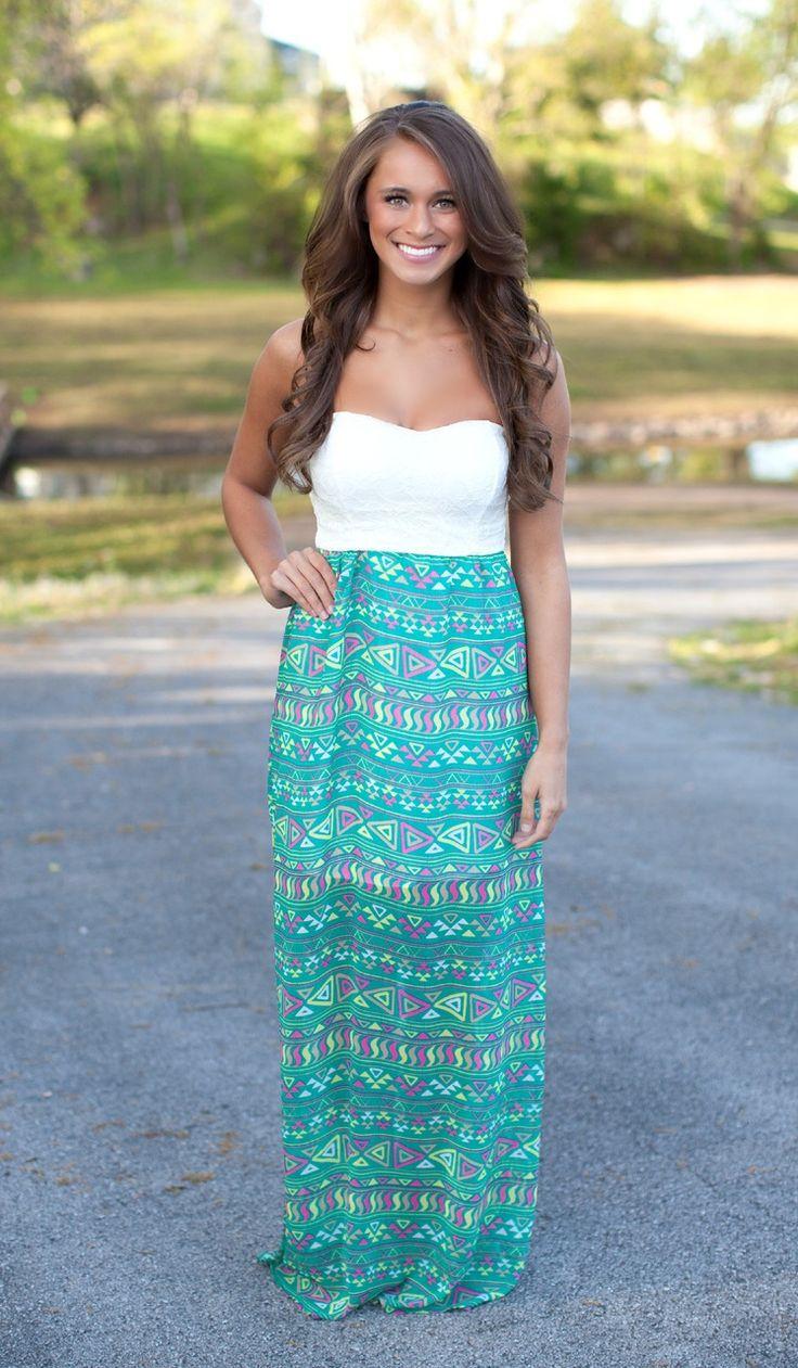 Summer maxi dress clearance